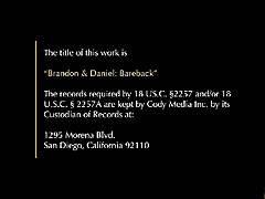 Brandon and Daniel