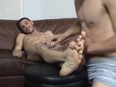 Male Feet Worship
