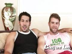 Colby Keller & Leo Giamani