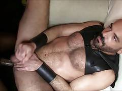 leather slave stud pounding