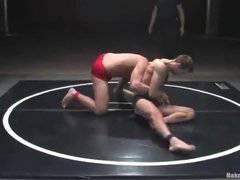 Oiled Wrestling