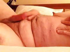 Artemus - Stroking, Big Tits, Cum Covered