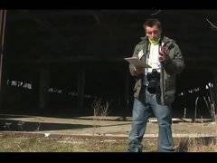 Dimitri & Josef - helpless reporter