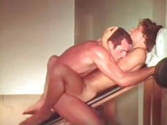1980's gay gym