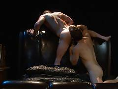 Passionate Flip-Fucking with Paddy and Gabriel.
