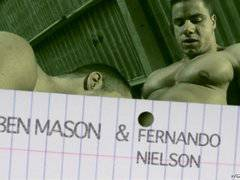 Ben Mason and Fernando Nielson