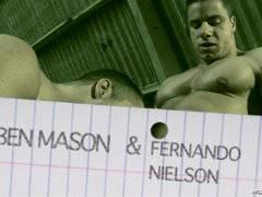 Ben Mason and Fernando Nielson