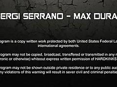 Sergio Serrano se folla a Max Duran