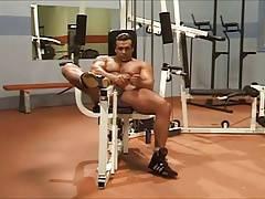 Bodybuilder Workout Solo