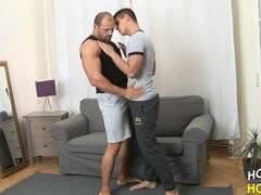 Marty Loket and Thomas Ride