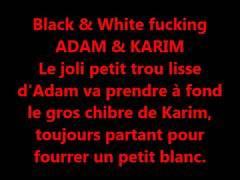 Adam enfile Karim