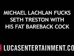 Lucas Entertainment- Michael fucks Seth