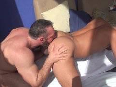 Brad Kalvo and Dylan Saunders