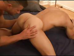 Hot bottom gets fucked real good.