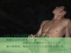 [Japan athletes] GLOSSMEN NM69 (no mask)