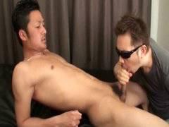 Japan gays make love