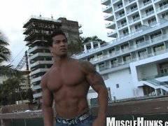 bodybuilder Nauru