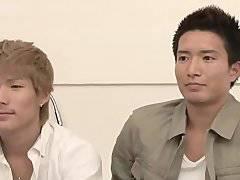 2 Handsome Japanese guys