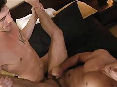 Tanner gets his hole fucked. Part I