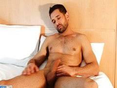 Billy Massaged & Wanked