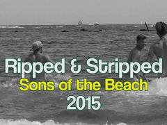 Making of the 2015 Ripped & Stripped Calendar
