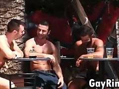 Gay Guys Fucking Outside