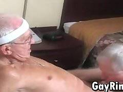 Very Horny And Old Guys