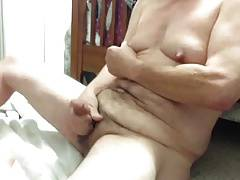 Artemus - Big Tits Jerking A Huge Load
