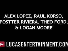 LE-Axel,Raul,Fostter,Theo,&Logan