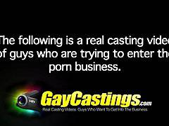 Corey @ GayCastings