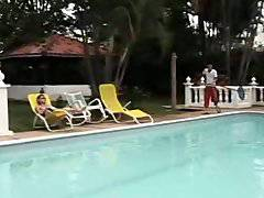 Colombians-Bareback-and-Piss-at-Poolside