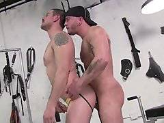 Colton Carbone and Dominic Sol Raw