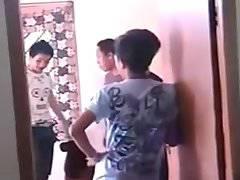 Filipino Bareback Orgy