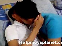 Pinoy Gay Couple Romance