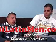 Monster & Zorro BLM