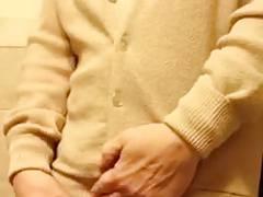 Artemus - Sweater Jerk Off and Cum