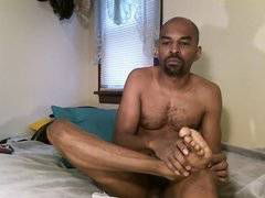 Feet and Dick