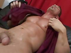 Straight guys jerking - 11 - scene 4