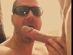 HUNG Coach Sucked By Married Parent