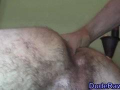Polarbear fucks bareback