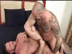 Hot gay fuck 026 bareback