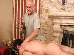 Jake Cruise - Spencer Reed Massaged
