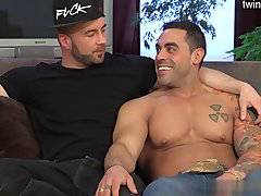 Young stepfather oops creampie