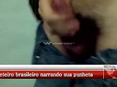 Leandro: Punheteiro!