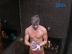 BBB15 - Rafael (Mostra o Pênis no Banho)