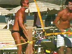 Let's spy next door Italian males in speedos 1239 (2)