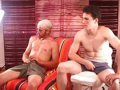 Str8 Blow Jobs - Tony and Landon