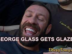 George Glass Gets Glazed