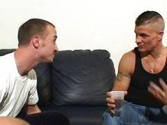 GPB / His First Gay Sex - Diablo