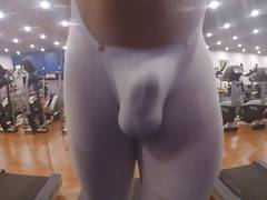 Slow motion Tendenze on Treadmill